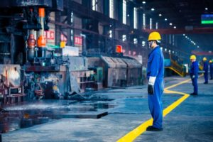Platin Industriemetall