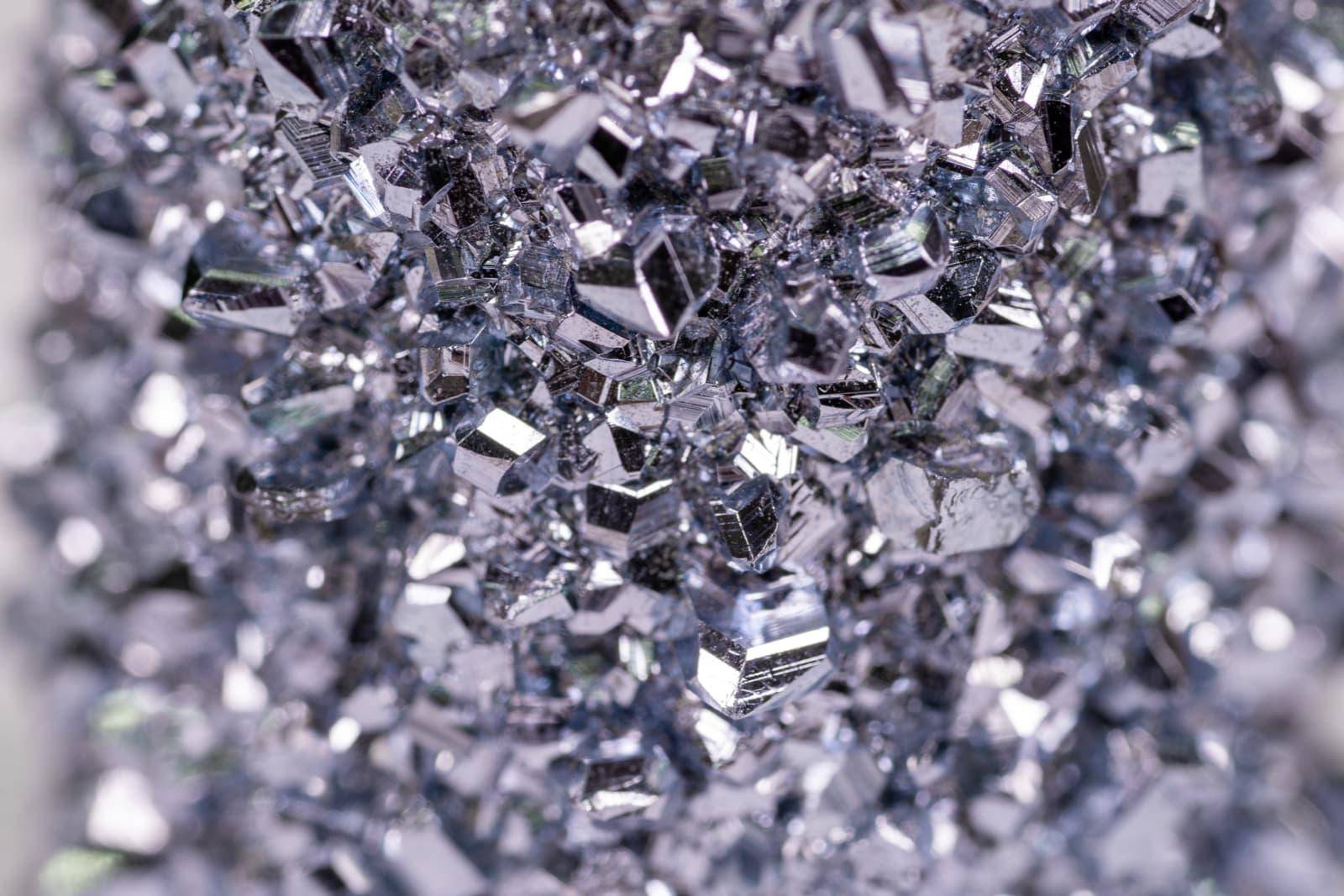 Kristallines Osmium