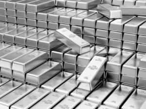 Silber barren Silberbarren