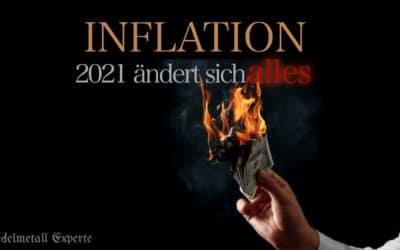 Wie hoch wird die Inflation ausfallen?