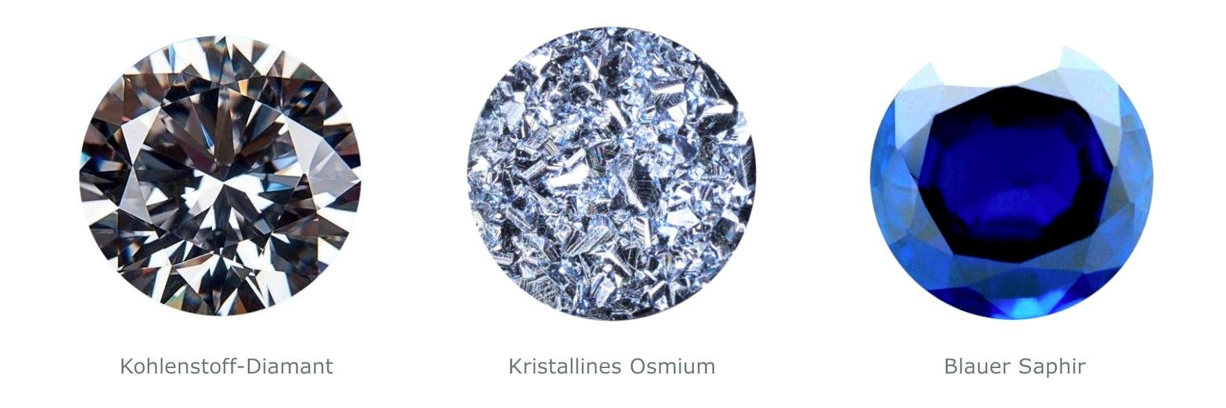 Noble Osmium
