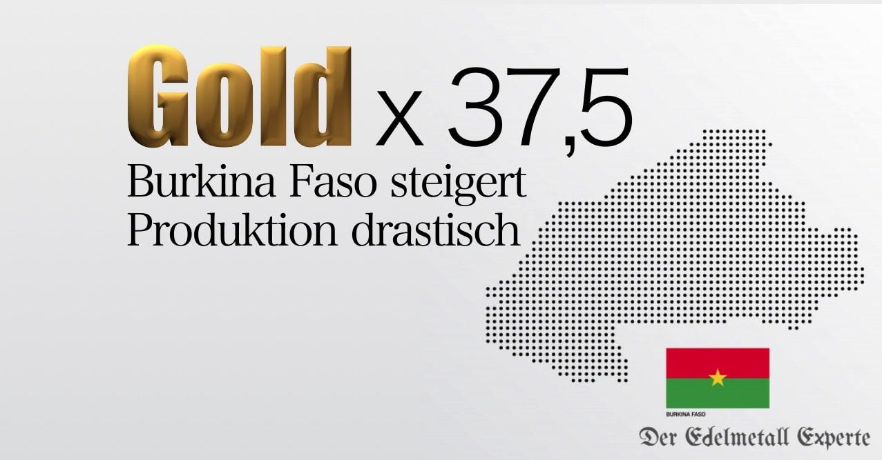 Burkina Faso Gold