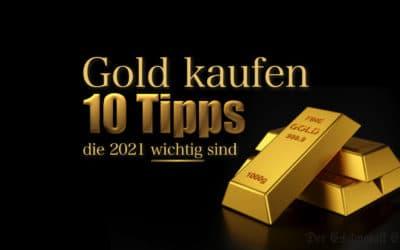 Gold kaufen – 5 Formen und 10 Tipps zum Goldkauf