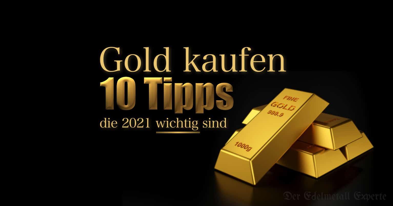 Gold kaufen Anlagegold
