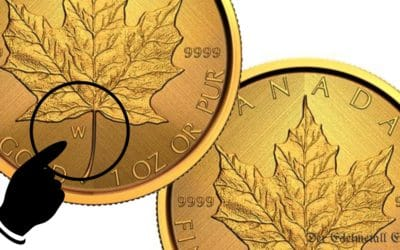 Sonderedition: Maple Leaf Gold 2021