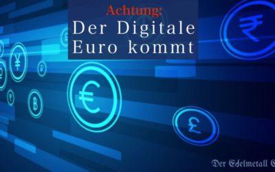 Der digitale Euro kommt – was Sie jetzt wissen müssen