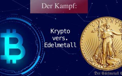 Kryptowährungen oder Edelmetalle kaufen?