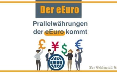 2 Parallelwährungen: Bargeld eGeld und Digitaler Euro