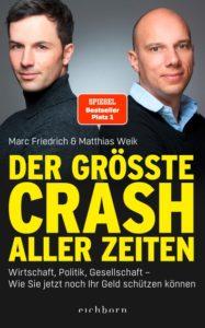 Buch der größte Crash aller Zeiten