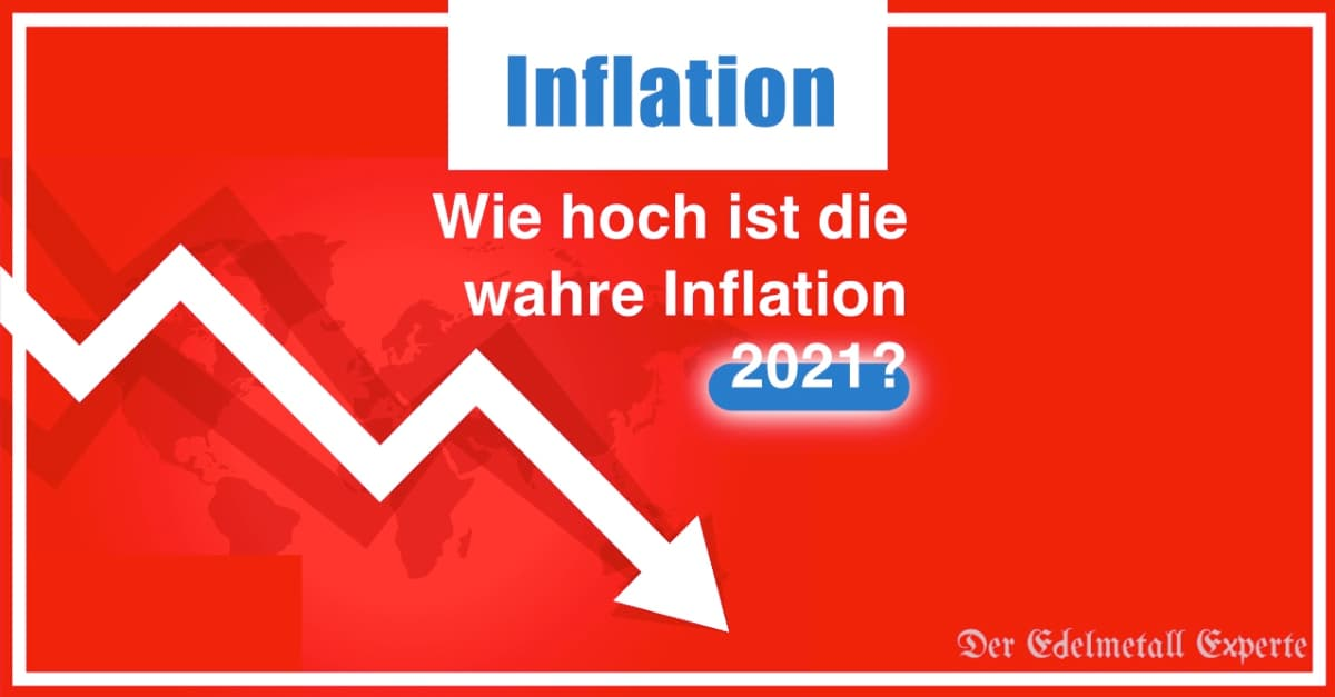 wahre Inflation 2021