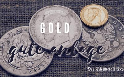 Wodurch wird der Goldpreis bestimmt?