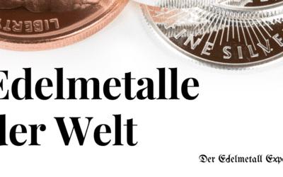 Edelmetalle erkennen – 8 Merkmale