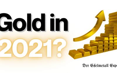 Ist Gold im Jahr 2021 rentabel? Goldde Anlayse