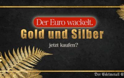 Edelmetalle – jetzt Gold und Silber kaufen?