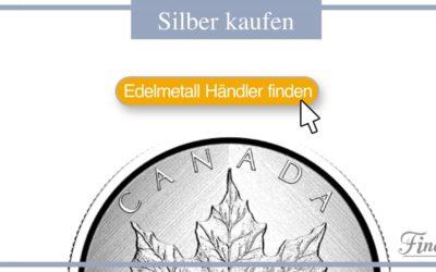 Silber kaufen beim Edelmetallhändler – 3 Tipps